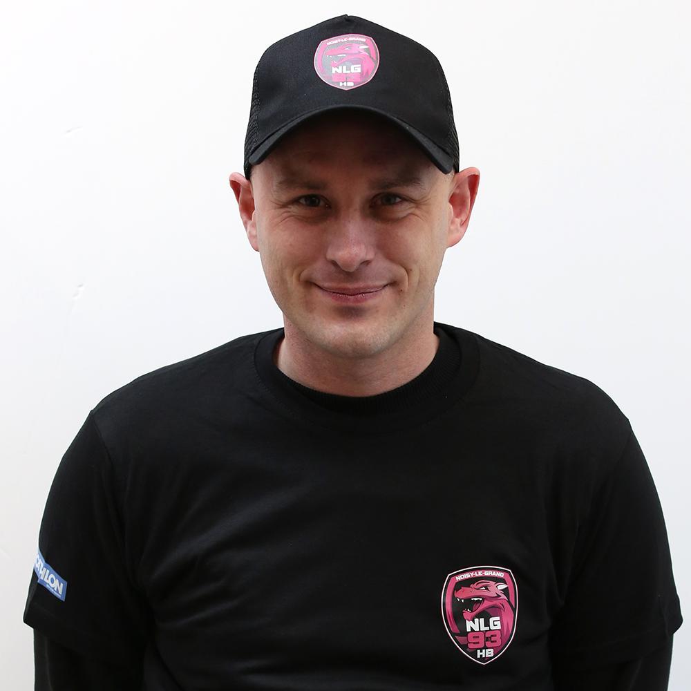Florent BAYART, intendant du Noisy-le-Grand Handball