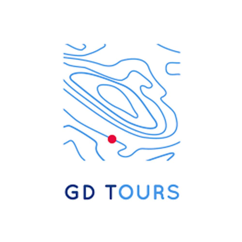 Logo GD Tours partenaire du Noisy-le-Grand Handball