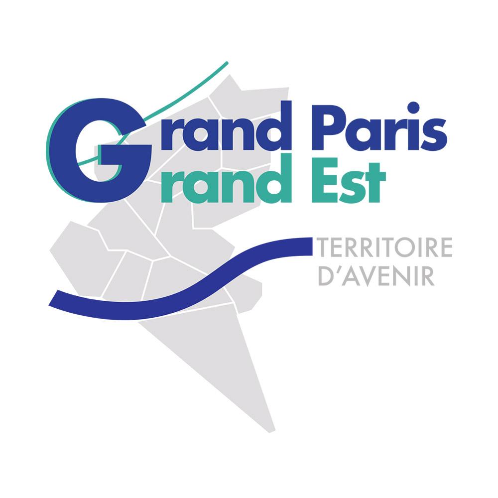 Logo du Grand Paris Grand Est