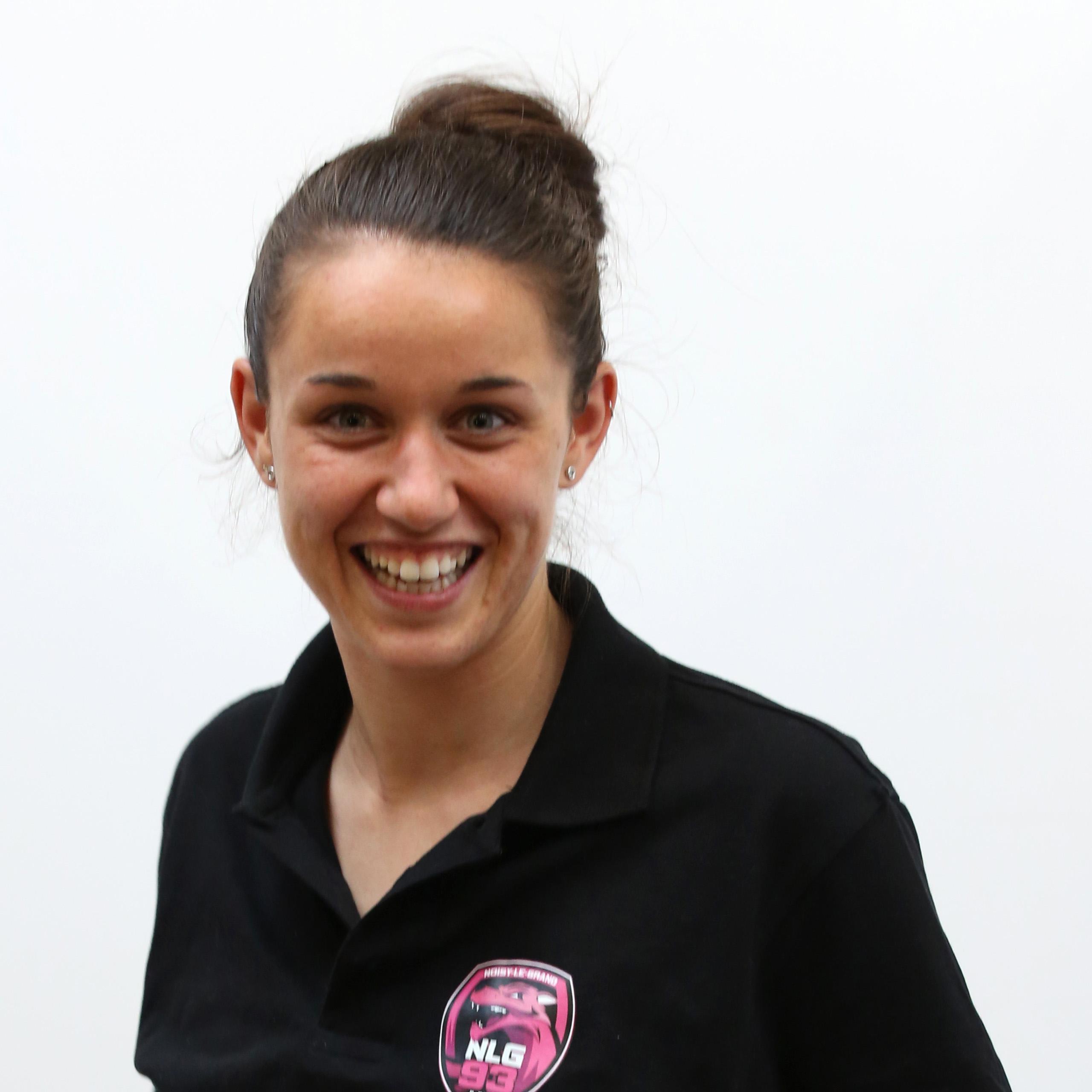 Sarah OUAHMANI