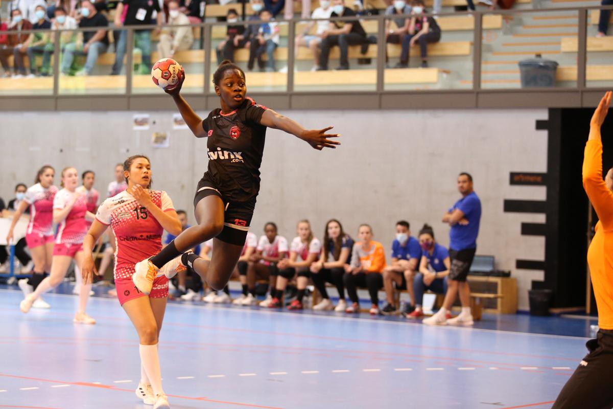 Ruth Mbala, l'avenir du club